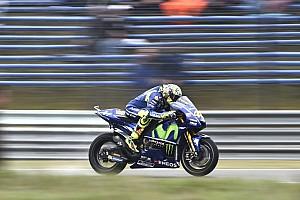 """MotoGP Noticias de última hora Rossi: """"Espero hacer una buena carrera y terminar en el podio"""""""