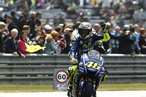 "Rossi: 10th Assen win means title race ""now very open"""