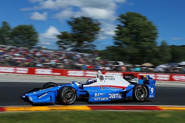 IndyCar Road America: Dixon wint en doet goede zaken voor kampioenschap