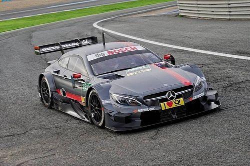 55 Runden in Jerez: Edoardo Mortara zieht erstes Mercedes-Fazit