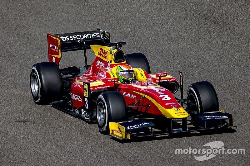 Deletraz joins Racing Engineering for GP2 2017