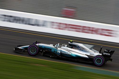 Los F1 están cerca de las 8G en Albert Park