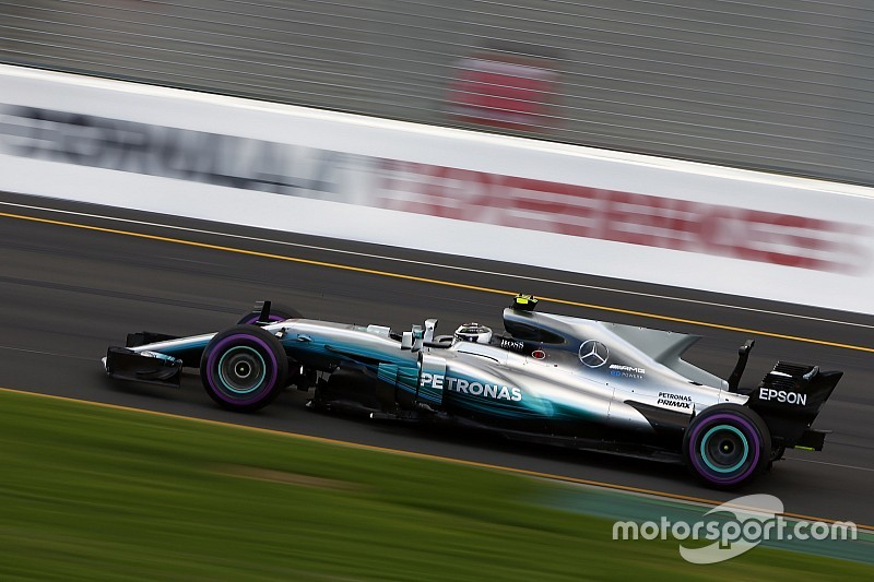 """Monster"" F1 cars hitting peaks of 8G in Melbourne"