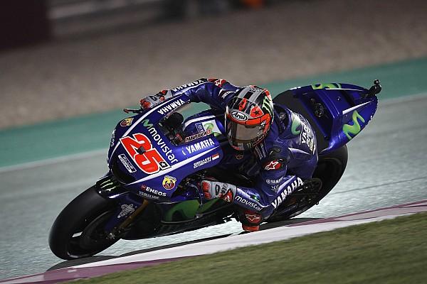 MotoGP Race report MotoGP Qatar: Kemenangan sensasional Maverick Vinales