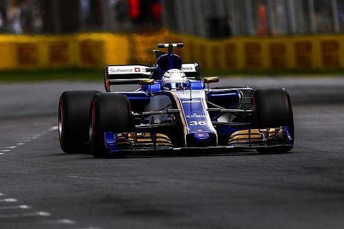"""Sauber von Antonio Giovinazzis Formel-1-Debüt """"sehr überrascht"""""""