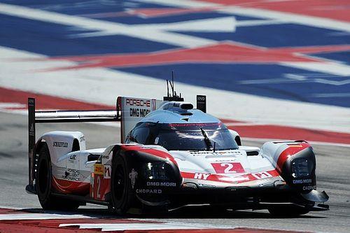 WEC 6h Austin: Porsche im 1. Training an der Spitze