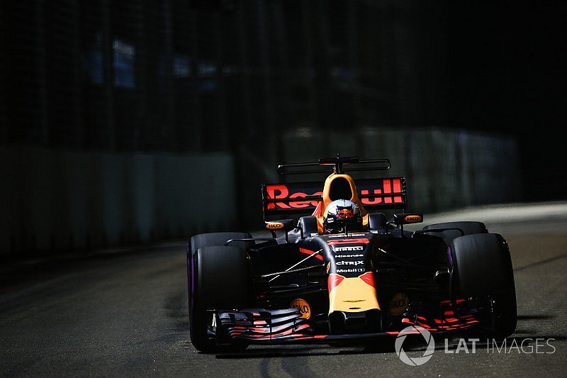 Gerhard Berger n'imagine pas Red Bull quitter la F1
