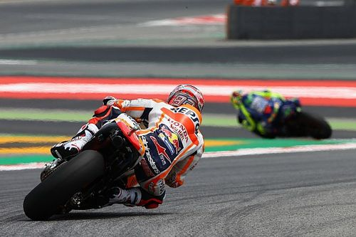 "Marquez says Vinales ""one step in front"" at Assen"