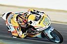 Moto3 Rodrigo, primera pole tras caerse al inicio de la sesión