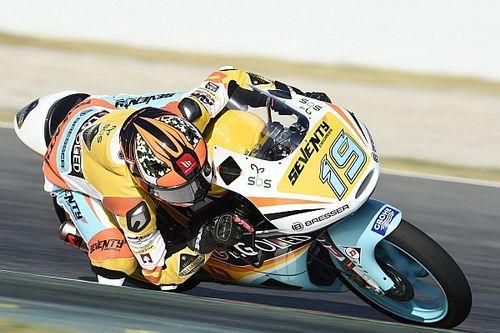 Rodrigo beffa Fenati e sigla a Brno la prima pole in carriera