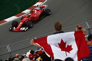 Формула 1 Самое интересное Гран При Канады: лучшие фото пятницы