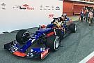 Formula 1 Fotogallery: la presentazione della Toro Rosso STR12