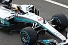 【F1】ギャラリー:メルセデスW08ディティール