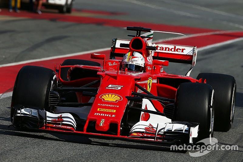 Key - La Ferrari SF70H est une des F1 les plus intéressantes