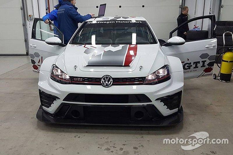 La DK Racing torna in azione con una Volkswagen Golf