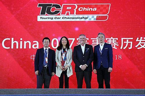 Nel 2017 partirà anche la TCR China Series