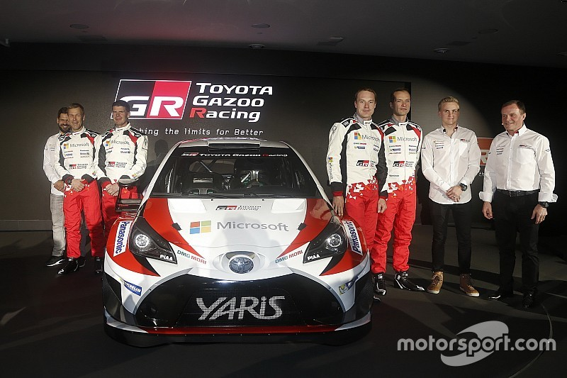 "Toyota targets getting ""good mileage"" in Monte Carlo"
