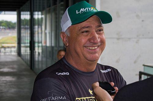 "Emocionado, pai de Fraga cita ""orgulho"" ao falar de título"