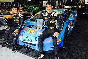Ebrahim admits lack of pace hurt win chances despite Super Trofeo class title