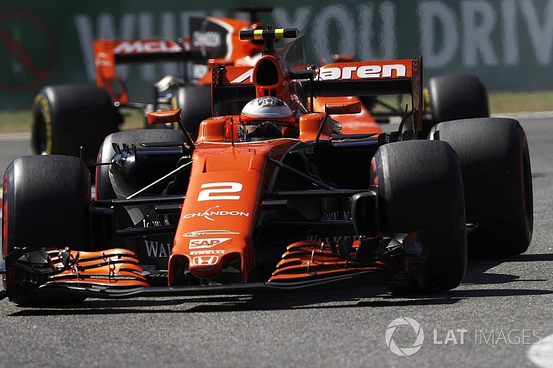 McLaren waiting on penalty clearance for Singapore