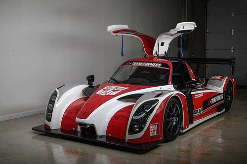 Transformers media franchise to sponsor new IMSA team