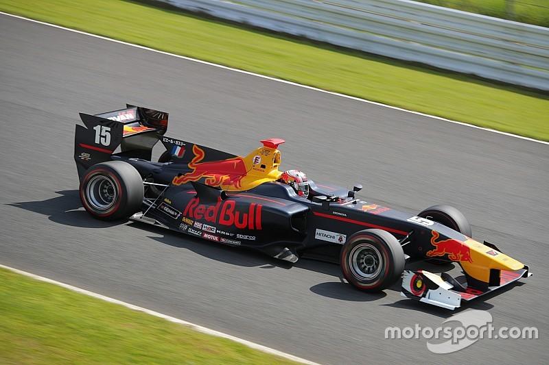 Red Bull: Ano de Gasly no Japão foi essencial para ele