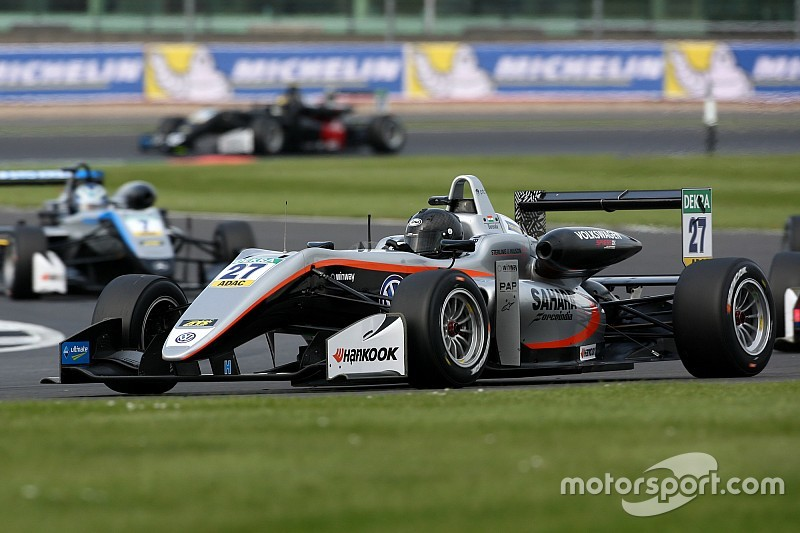 Monza F3: Daruvala, protegido de Force India, logra la pole