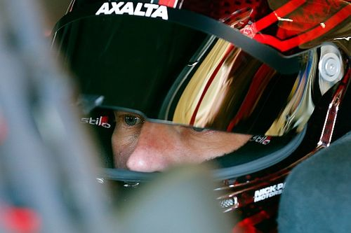 "Dale Jr. relishes top-five finish: ""You can only take so much"""
