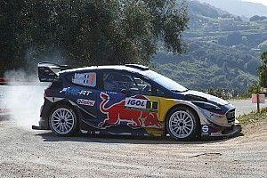 سيارة فورد فييستا جديدة لأوجييه في رالي البرتغال