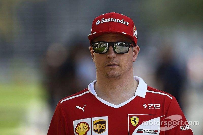 Райкконен списал четвертое место в Бахрейне на «дерьмовый старт»