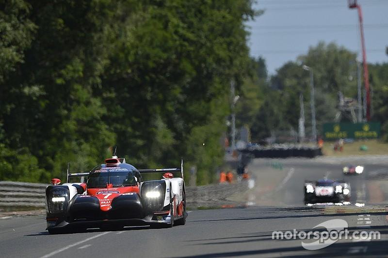 Toyota teme tener un gran déficit de velocidad con los LMP1 privados
