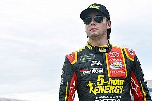 """Erik Jones: """"I don't know where I'm going to be yet"""" in 2018"""
