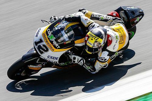 Thomas Lüthi a Marc VDS csapat versenyzője lesz a MotoGP-ben!