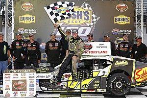 Patrick Emerling makes first NASCAR win memorable at Bristol