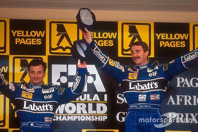 Mercedes supera el récord de Williams