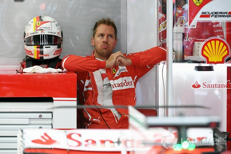 Vettel ma nyugodtan hajtja álomra a fejét