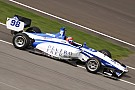 Indy Lights Herta hits 200mph to top Lights testing at IMS