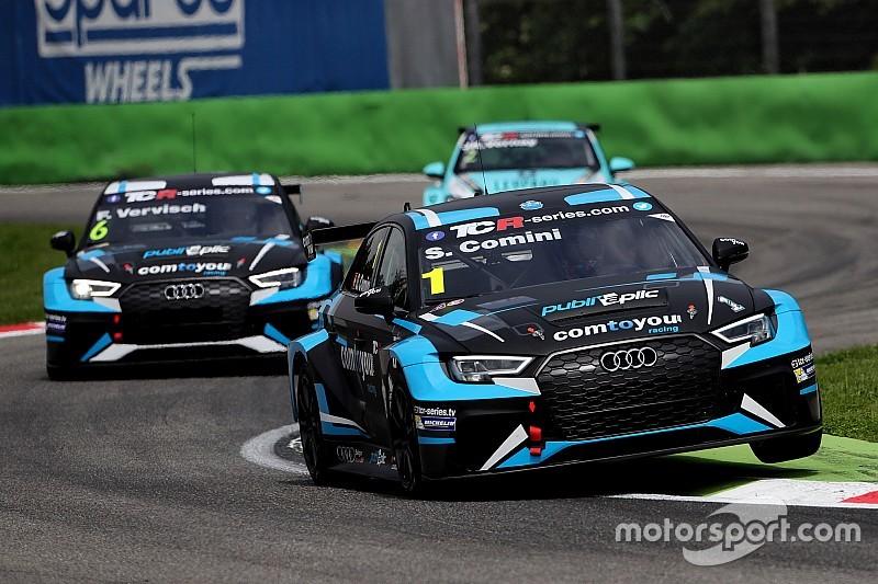 TCR in Monza: Roberto Colciago und Stefano Comini siegen