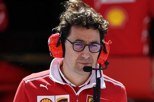 "Para Binotto, ""Vettel se quedará en Ferrari"""