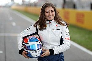 Calderon says Sauber deal takes pressure off in GP3