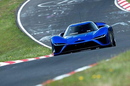 Un nuovo record per la NIO EP9 elettrica al Nürburgring!
