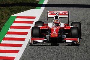 Leclerc consigue la pole en el último instante en Barcelona