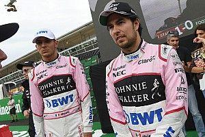 Force India hará lo posible por seguir con Pérez y a Ocon