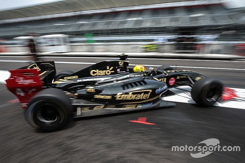 Pietro Fittipaldi, pole en Mexico y Alex Palou es segundo