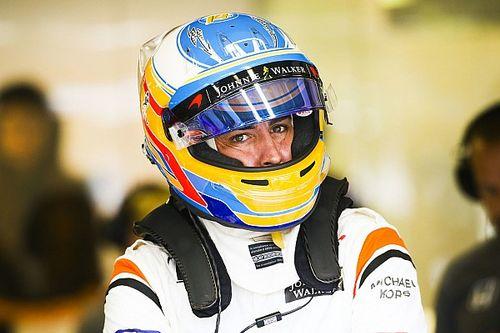 """Alonso: """"Kan in 2018 bij een winnend team rijden"""""""