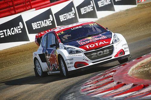 Sebastien Loeb: Gaststart in Britischer Rallycross-Meisterschaft