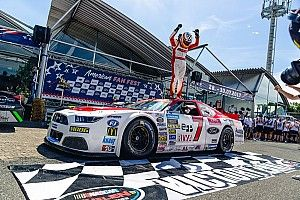 Borja Garcia scores inaugural NASCAR win at Hockenheimring
