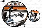 فورمولا 1 معرض الصور التقني: كيف تطوّرت سيارة مكلارين على مدار موسم 2017