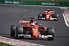 【F1】ベッテル「ライバルがフェラーリの真似をしているのは良い兆候」