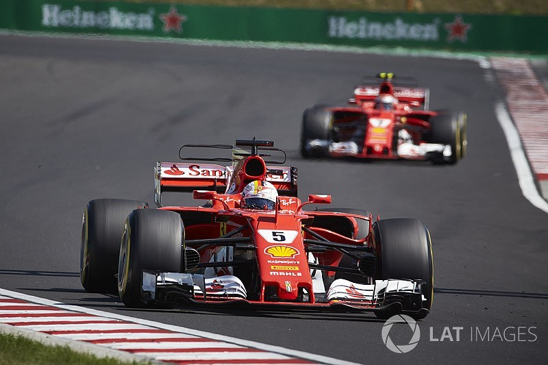 Vettel: Ferrari has identified F1 2017 car's weaknesses
